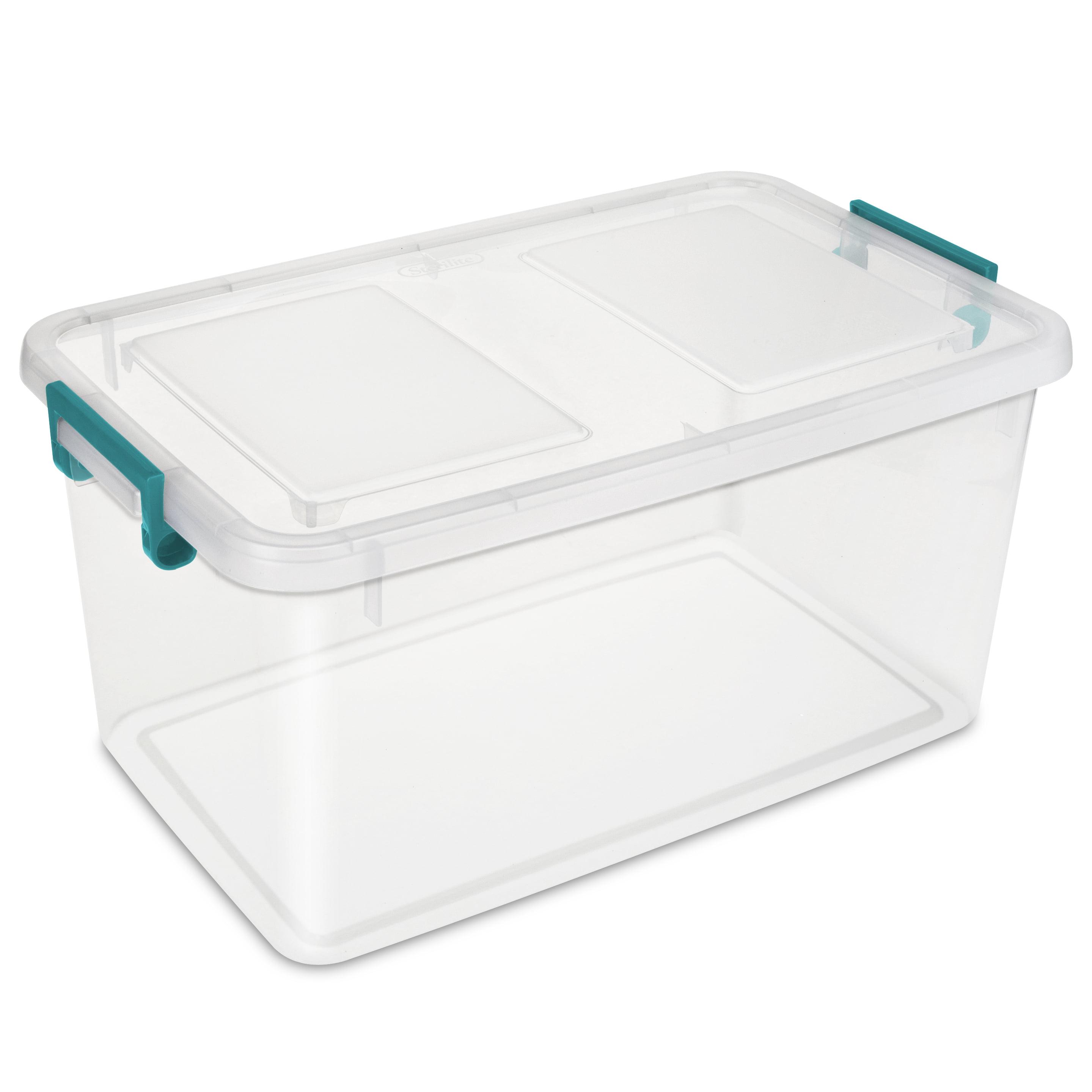 Sterilite, 51 Quart / 48 Liter Modular Latch Box