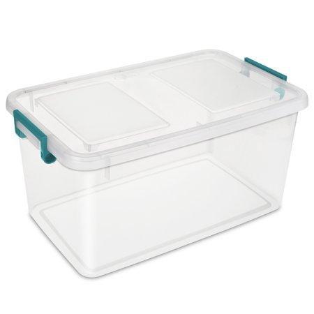 Sterilite, 51 Quart / 48 Liter Modular Latch Box