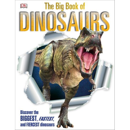 The Big Book of Dinosaurs (Hardcover) - The Dinosaur Place Coupons