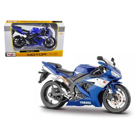 yamaha r1 blue bike - photo #21