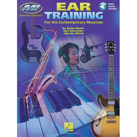 Ear Training : The Complete Guide for All Musicians
