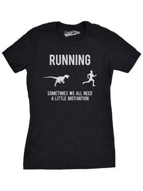 4b7f4a1d7 Product Image Womens Running Motivation T shirt Funny Running T shirts  Sarcasm Humor Run Novelty Tees