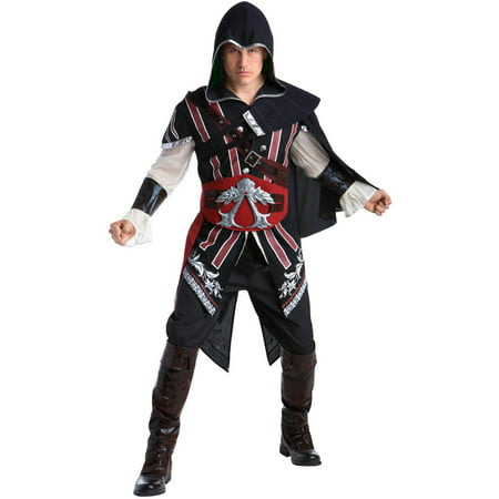 Assassin's Creed: Ezio Deluxe Women's Adult Halloween Costume](Assassin's Creed Costumes Halloween)