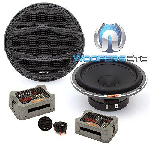 """Hertz MPK 165P.3 230W Max 3-Ohm 6.5"""" Two Way Car Audio Sp..."""