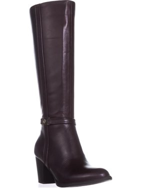 2cdaf2d108b Product Image Womens GB35 Raiven2 Knee-High Dress Boots, Oxblood