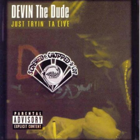 Just Tryin Ta Live (CD)
