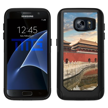 half off 367cd 035a4 OtterBox Commuter Samsung Galaxy S7 Case - Forbidden City OtterBox Case