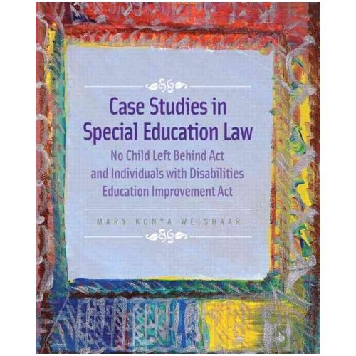 special education case studies Case study: the inclusion of a child with autism 2008 case studies, special educational the parents they insisted he could cope with mainstream education.