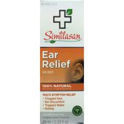 Similasan Ear Relief Ear Drops 10 mL (Pack of 2)