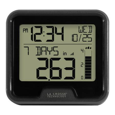 Lacrosse Digital Rain Gauge w/ Indoor Temperature ()