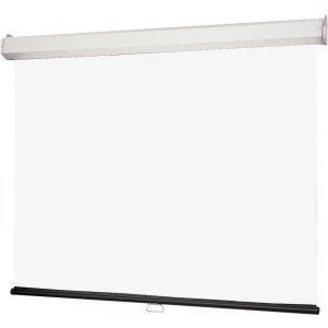 Fiberglass Matt White Manual Screen (94IN DIAG LUMA 2 MANUAL SCREEN MATT WHITE 16:10)