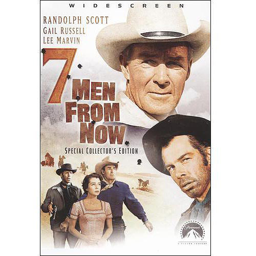 Seven Men From Now (Special Collector's Edition) (Widescreen)