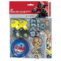 Transformers Mega Mix Favor Pack (For 8 Guests)