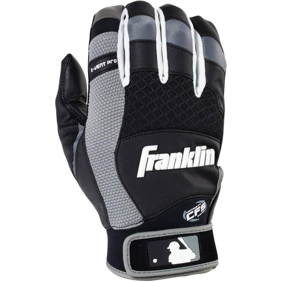Franklin Sports X-Vent Pro Batting Gloves