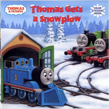 Friends Gem - Thomas Gets a Snowplow (Thomas & Friends)