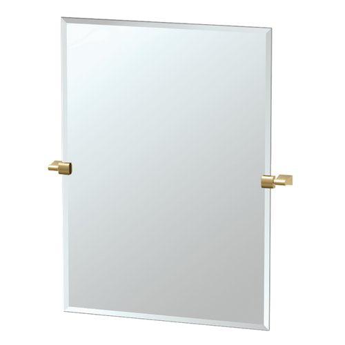 Gatco Bleu Rectangle Wall Mirror by