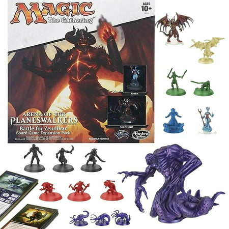 Magic The Gathering Arena of the Planeswalkers Battle for Zendikar Game Hasbro (Best Duels Of The Planeswalkers)