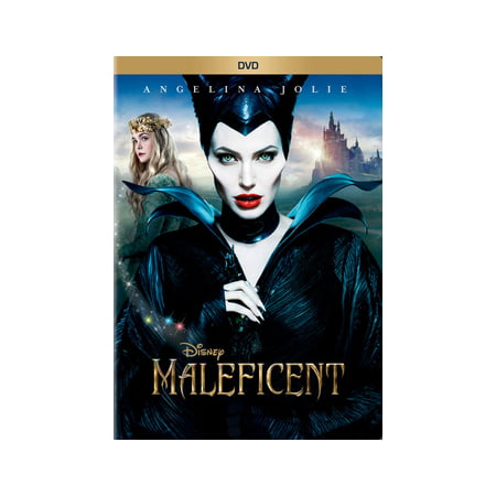 Disney Channel Halloween Movie Times (Maleficent (DVD))