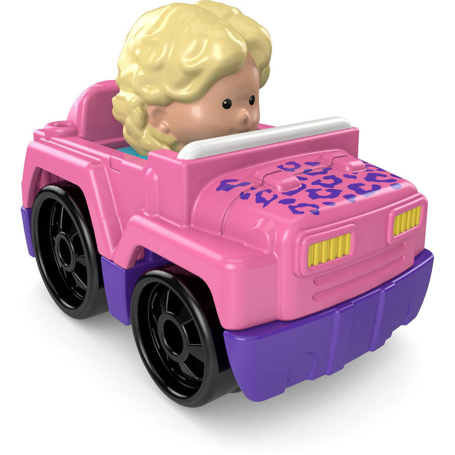 Fisher-Price Little People Wheelies 4x4