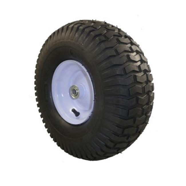 Marathon Industries 20346 15 x 6.50 - 6 in. Pneumatic Lawn Mower Tire