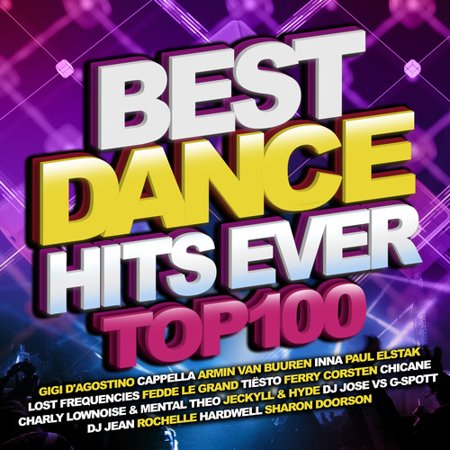 Best Dance Hits Ever: Top 100 / Various (CD)