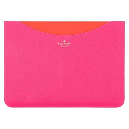 Kate Spade Slip Sleeve Case for Microsoft Surface Pro Pro 4 Pro 3 - Pink Kate Spade
