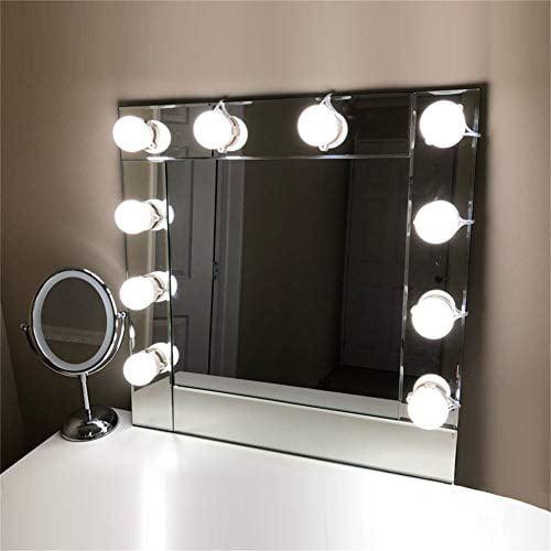 Lvyinyin Vanity Mirror With Lights, Mirror With Lights Around It