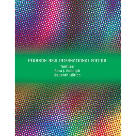 Textiles Pearson New International Editi