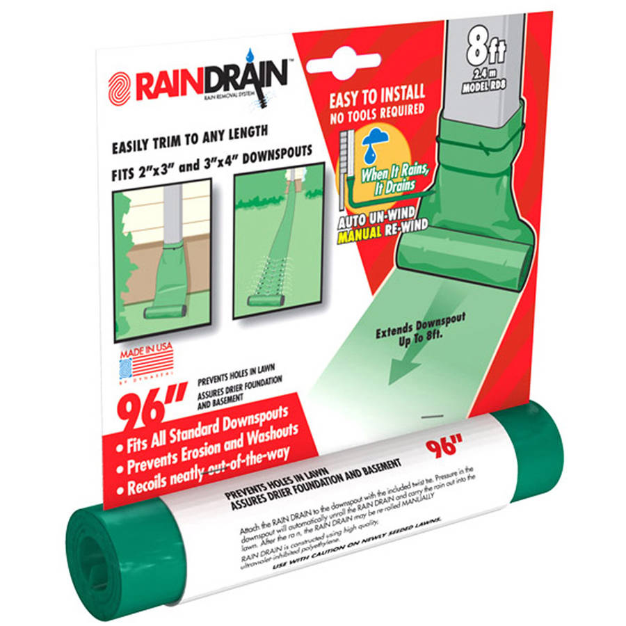 "Frost King DE46 46"" Green Drain Away"