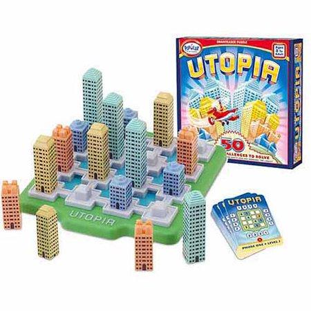 Utopia Brain Teaser](Hard Halloween Brain Teasers)