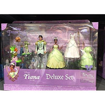 Disney parks tiana princess deluxe dress up fashion plays...