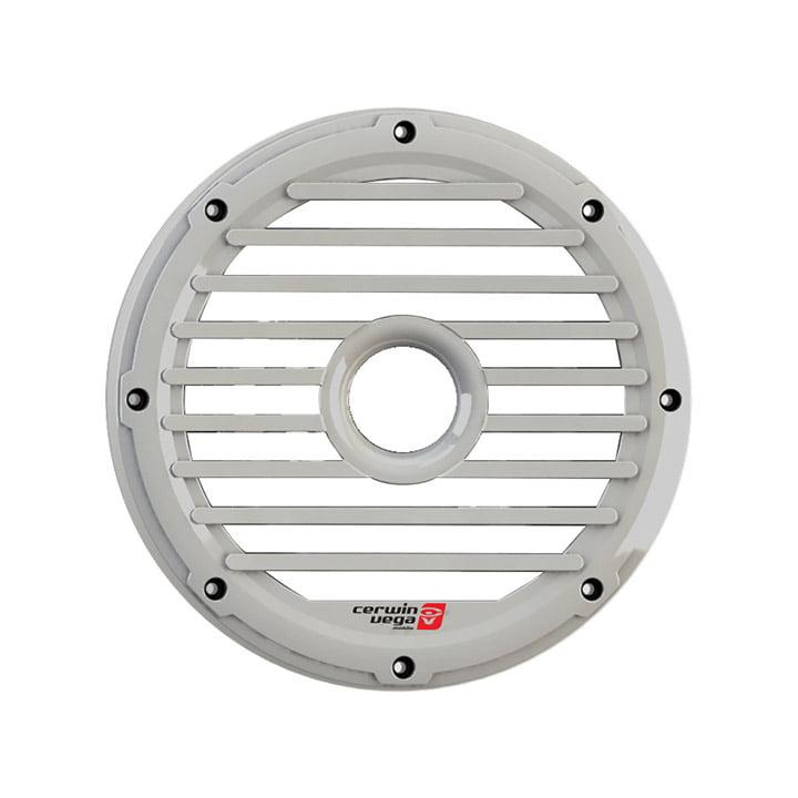 "Buy Cerwin Vega 6.5"" RPM Certified Marine Grade Compliant Speaker Grill White  by Cerwin-Vega"
