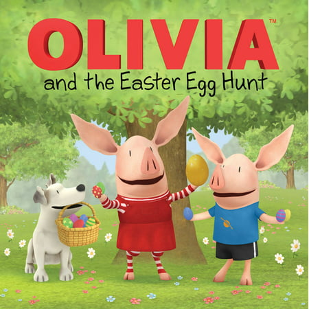 OLIVIA and the Easter Egg Hunt for $<!---->