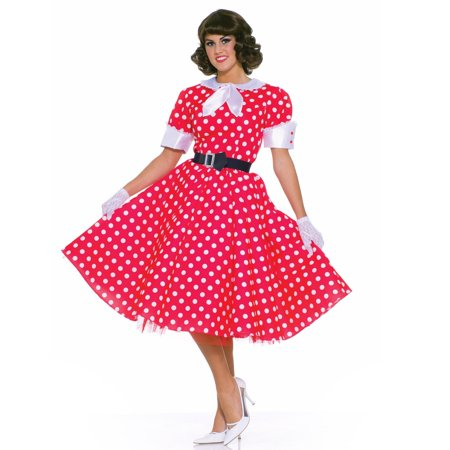 Women's 50s Housewife Costume (50 S Costumes)