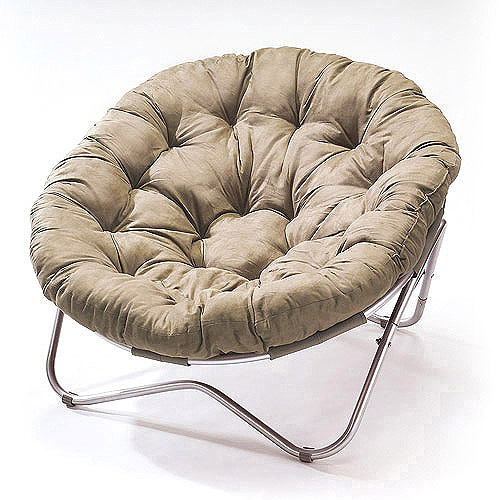Oversized Oval Chair, Multiple Colors   Walmart.com