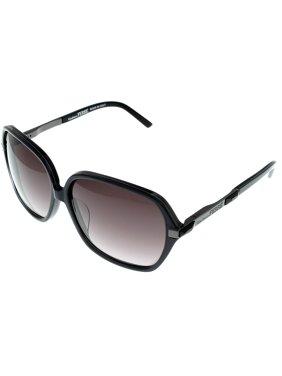 774b5939a885 Product Image Gianfranco Ferre Sunglasses Womens GF910 02 Violet Swarovski  Elements Rectangular Size  Lens  Bridge
