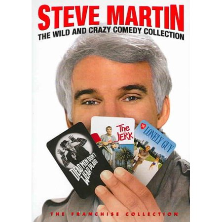 STEVE MARTIN:WILD AND CRAZY COMEDY CO - Steve Martin Halloween