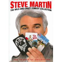 STEVE MARTIN:WILD AND CRAZY COMEDY CO