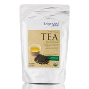 Organic Green Tea - 8 oz by Extended Health