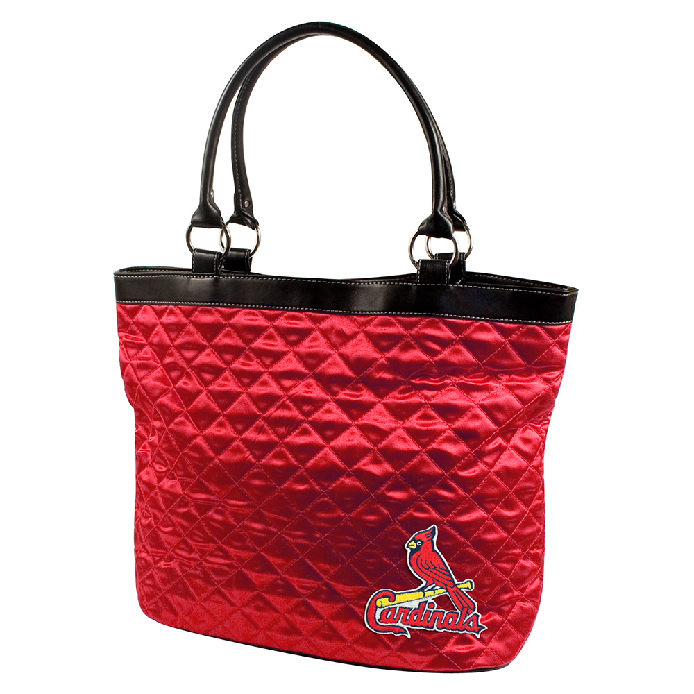 Pro-FAN-ity by Littlearth 52006-STLO MLB St. Louis Cardinals Quilted Tote