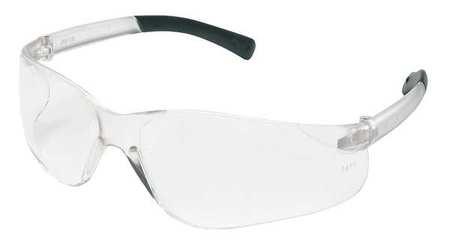 MCR SAFETY Safety Glasses,Clear BK110AF by Crews