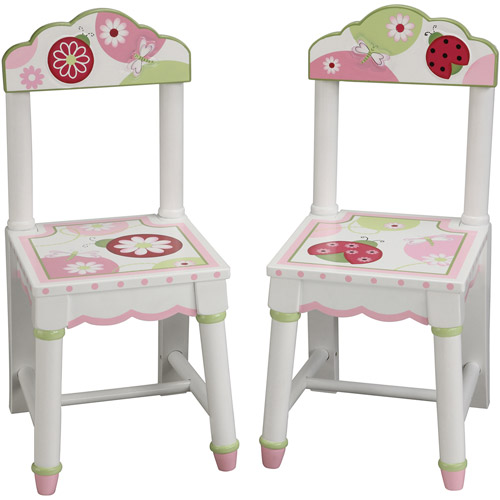 Sweetie Pie Chairs (Set of 2)