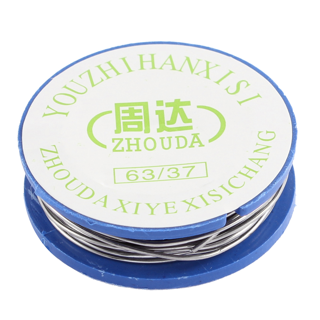 0.7mm Dia 63/37 Fine Tin Lead Rosin Core Flux Soldering Solder Wire Reel