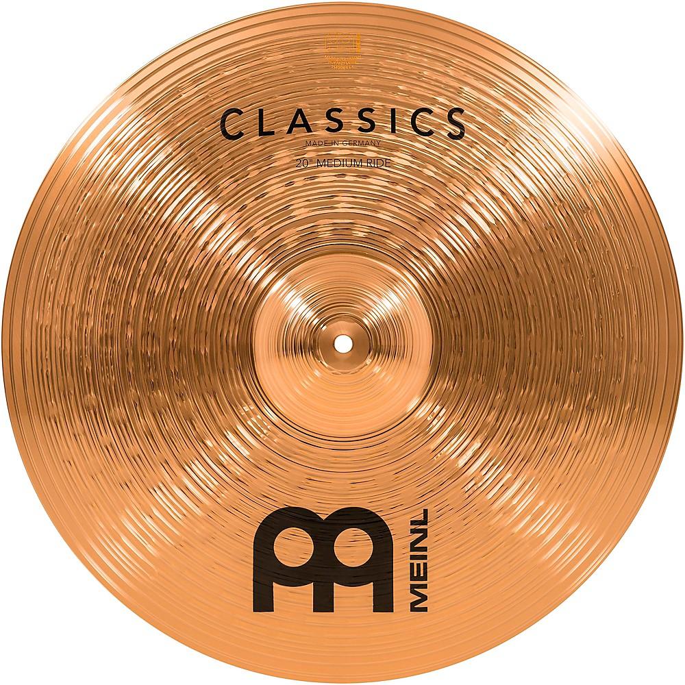 Meinl Classics Medium Ride Cymbal