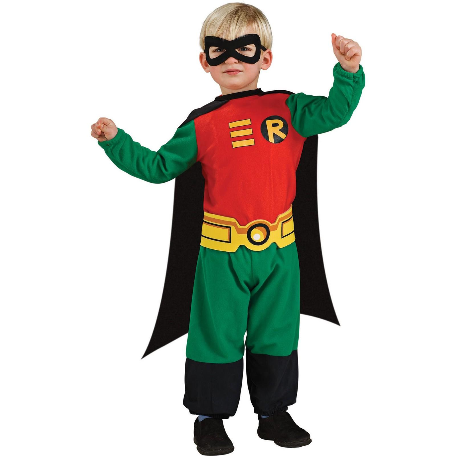 Teen Titan Robin Infant Costume
