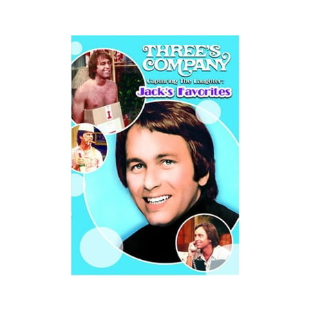 Threes Company: Capturing The Laughter - Jack's Episodes (DVD) - Out Of The Box Halloween Episode