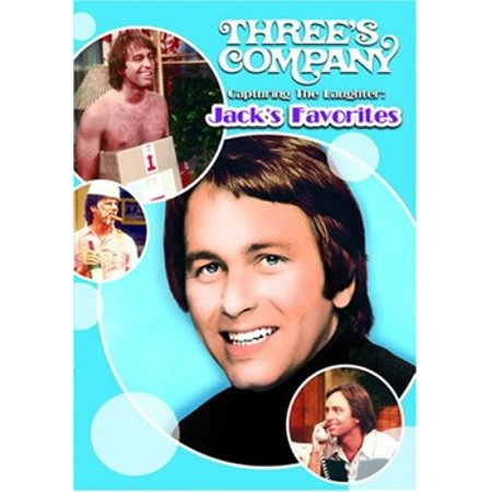 Threes Company: Capturing The Laughter - Jack's Episodes (DVD)](Out Of The Box Halloween Episode)