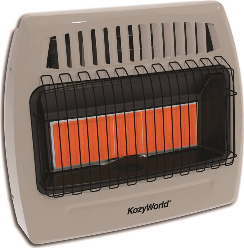 HEATER WALL5PLAQUE DGAS T-STAT