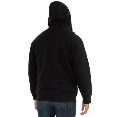 Wells Lamont Men's Heavy Weight Work Fleece Thermal Lined Water Repellant Hoodie