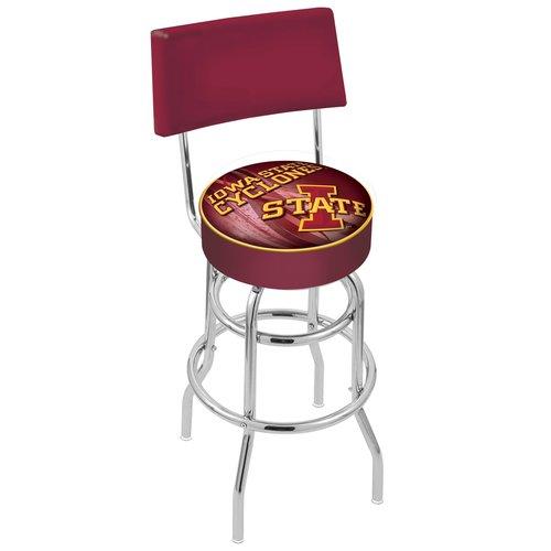 Holland Bar Stool NCAA 30'' Swivel Bar Stool